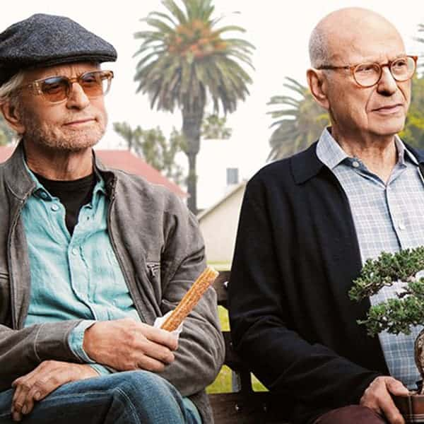 Kijktip: Michael Douglas en Alan Arkin in The Kominsky Method