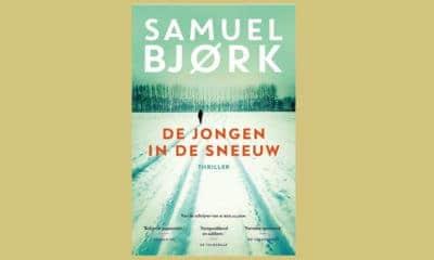 boekomslag van Samuel Bjork