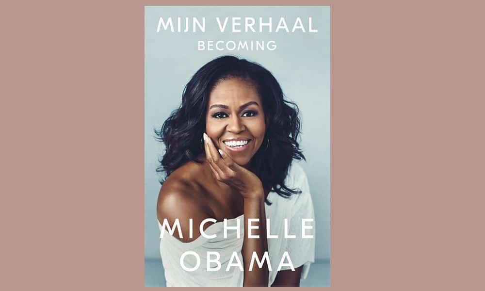Boek Michelle Obama, mijn verhaal
