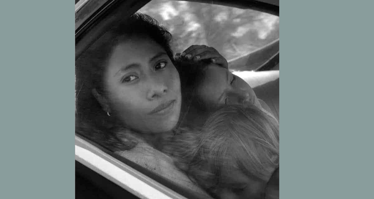 De film Roma op Netflix, nog steeds te zien!