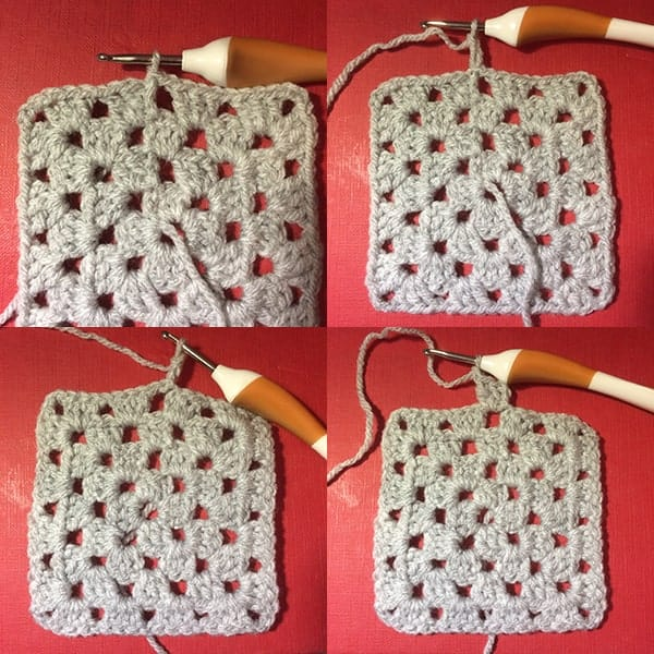 granny haken: het granny square patroon uitgelegd