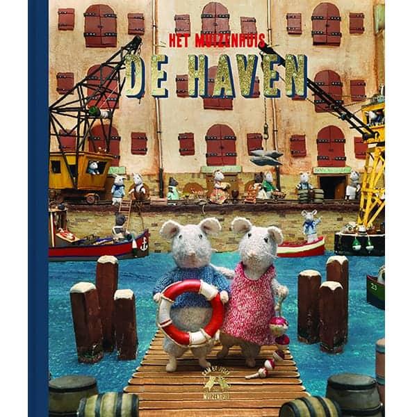 Het Muizenhuis - De Haven het boek over Sam en Julia, de twee muizen