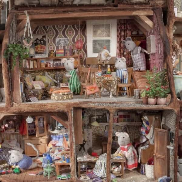 Het huis van Sam & Julia is ook te bezoeken in de OBA in Amsterdam: een leuk gratis uitje voor kids