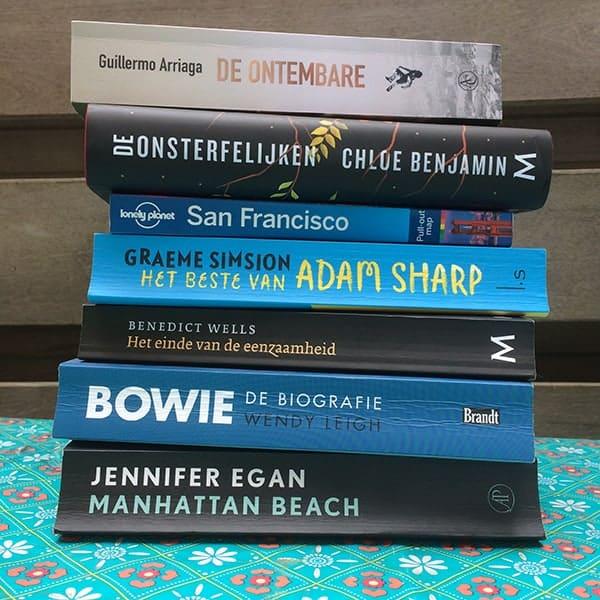 boekreview van deze boekenlijst 2019