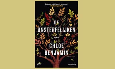 boekomslag van De Onsterfelijken van Chloe Benjamin