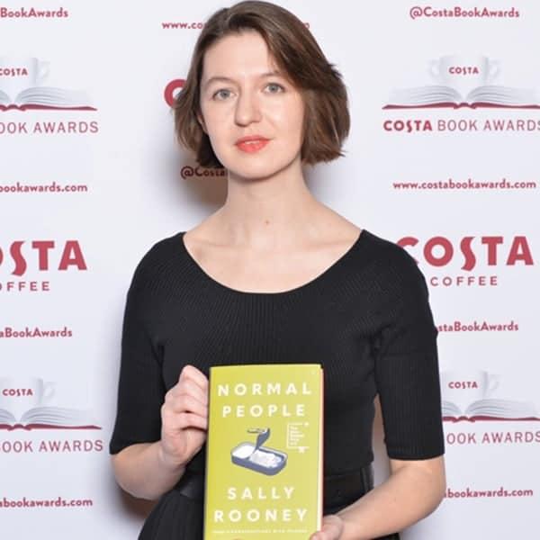 Boek Normale Mensen van Sally Rooney