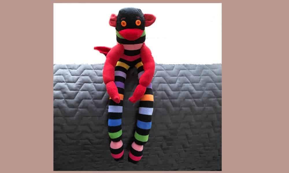 sokpoppen maken met kinderen