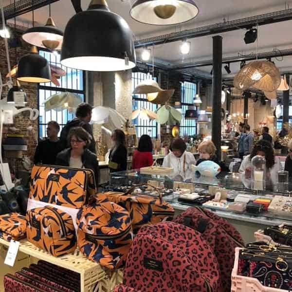 Fleux conceptstore heeft nu al 6 winkels naast elkaar in Parijs