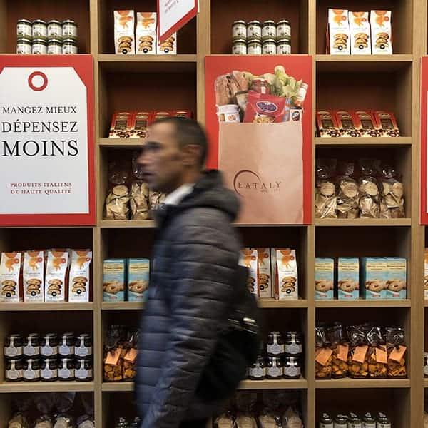 Als je nieuwe winkels in Parijs zoekt, mag je deze niet missen, Eatily