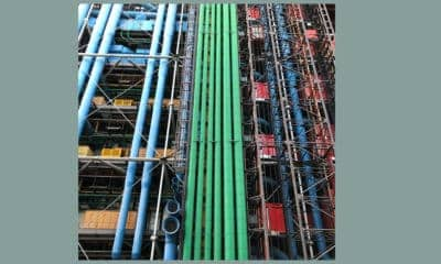 Centre Pompidou in Parijs