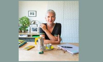 Martine Berghuijs van La Moka