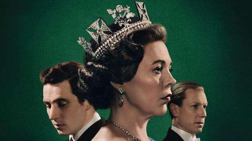 Trailer van The Crown, 3e seizoen