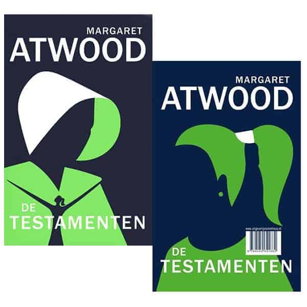 Op de boekenlijst 2019 mag zeker Margaret Atwood niet ontbreken