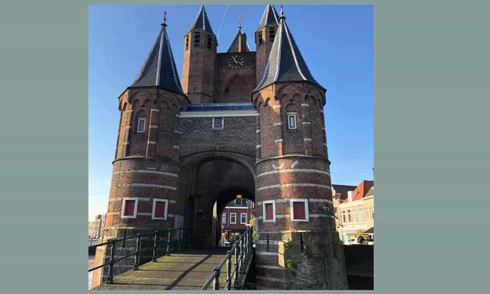 De Amsterdamse Poort in Haarlem
