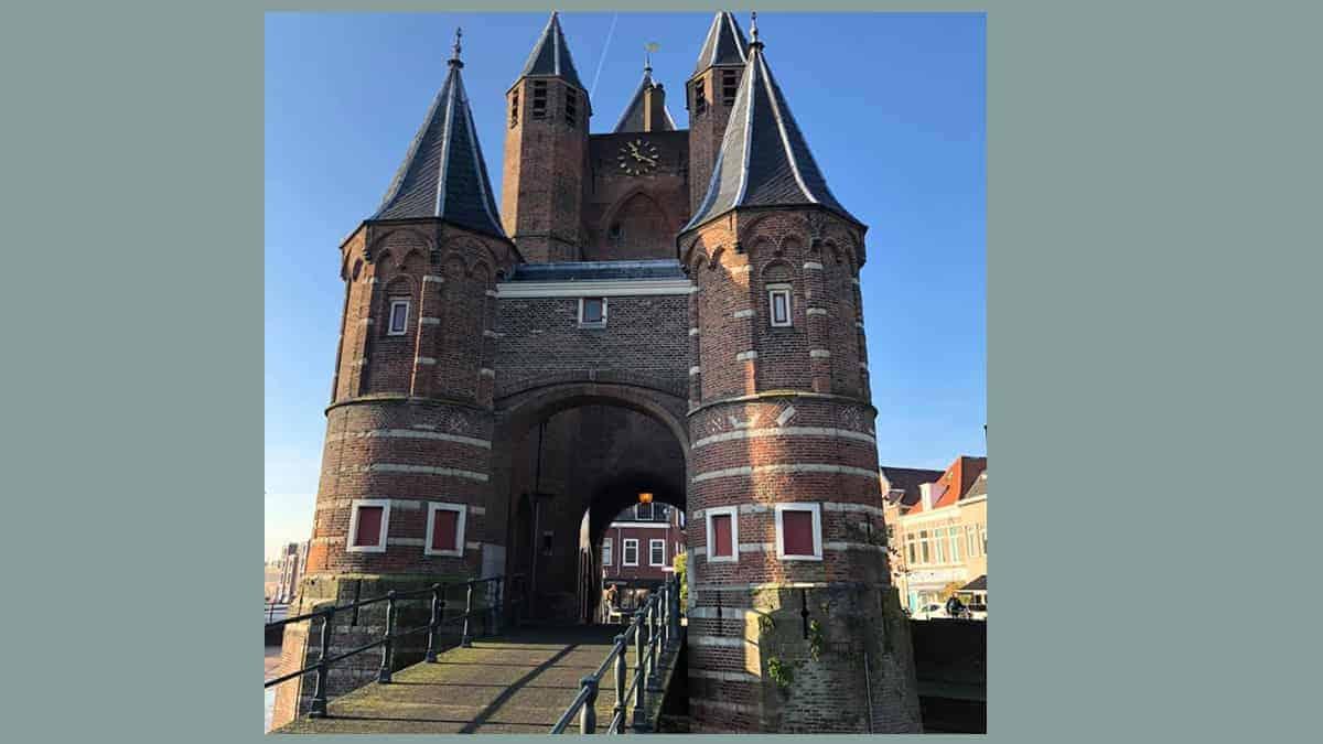 Amsterdamstraat in Haarlem is er voor de buurt