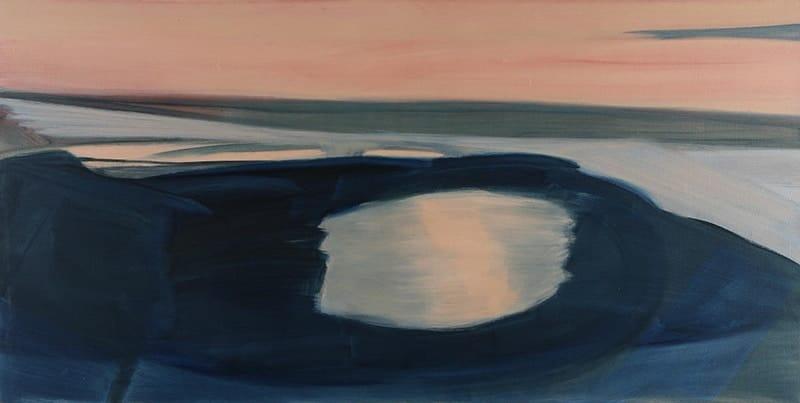Een Big Art schilderij van Christine Bittremieux