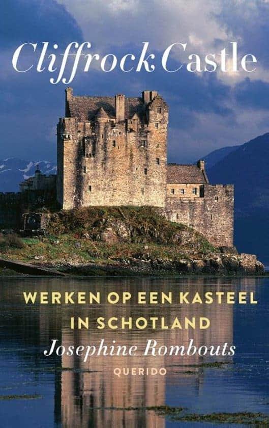 Cliffrock Castle van Josephine Rombouts staat op mijn boekenlijst 2020: leuk boek!