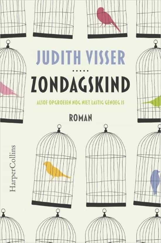 Zondagskind van Judith Visser staat op mijn boekenlijst 2020