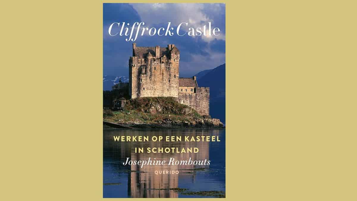 Een kasteel in Schotland als onderwerp van een boek