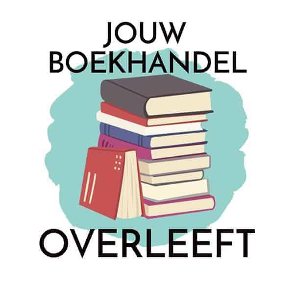Jouw Boekhandel Overleeft #steundeondernemer