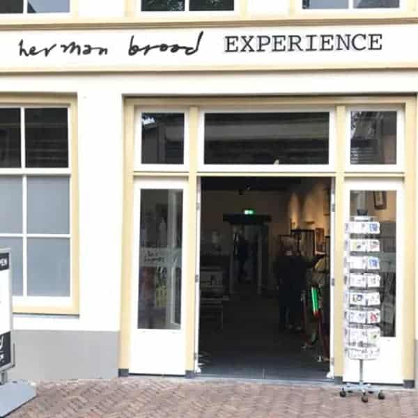 Herman Brood Experience tijdens het dagje Zwolle