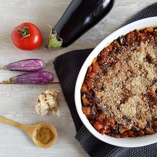 Recepten met aubergine 9