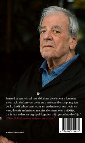 Jeroen Brouwers - Cliënt E. Busken is geen vrolijkmakend boek, maar wel eentje die je bij blijft