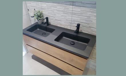 Nieuwe badkamer inrichten, stand van zaken