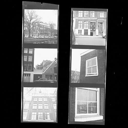 Dit is de Ruysdaelkade in Amsterdam. Broeder maken zonder oven gebeurde hier op één hoog.