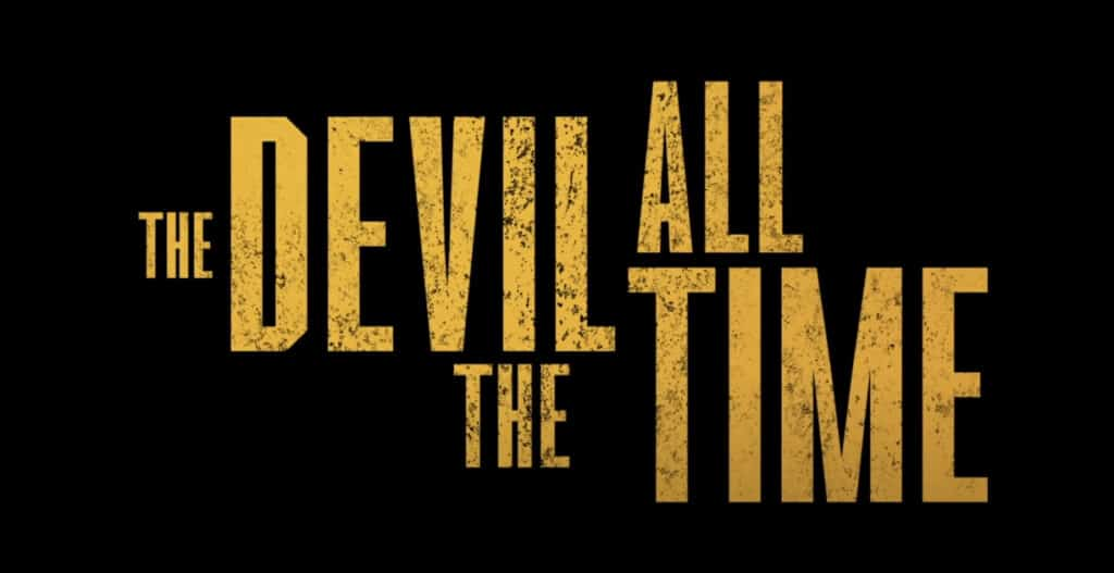 The Devil all the Time, film op Netflix