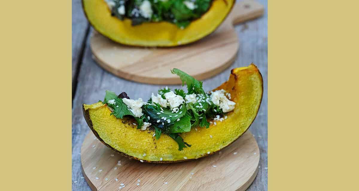 De lekkerste vegetarische recepten voor de herfst vind je hier!