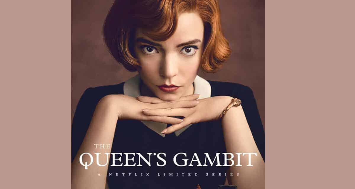 Queen's Gambit, over een wonderkind in schaken