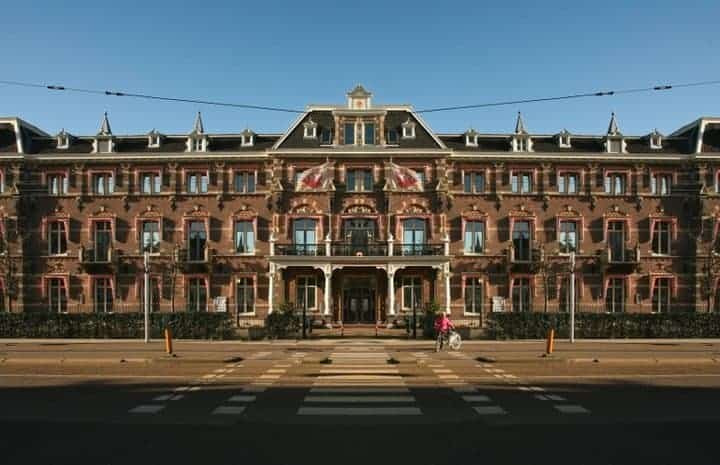 Lekker eten en overnachten in The Manor Amsterdam