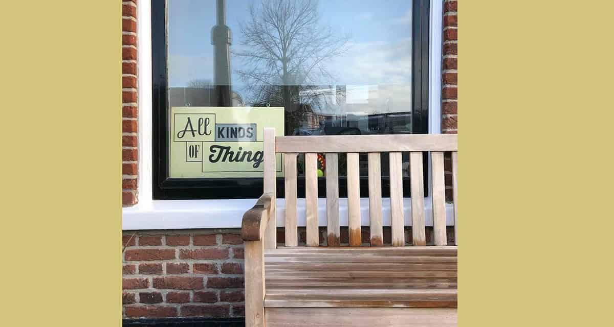 Terugblik op 2020 van All Kinds of Things