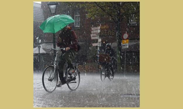 Fietstassen die waterdicht zijn: dat wil je tijdens je fietsvakantie