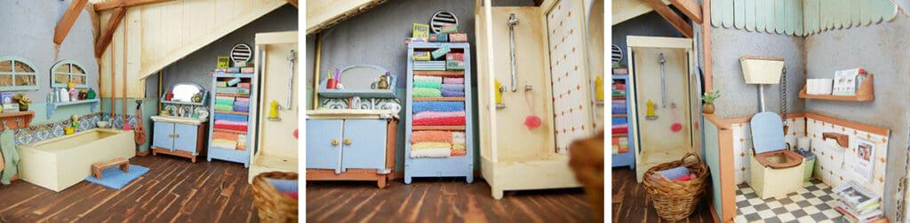 poppenhuis meubels van Het Muizenhuis