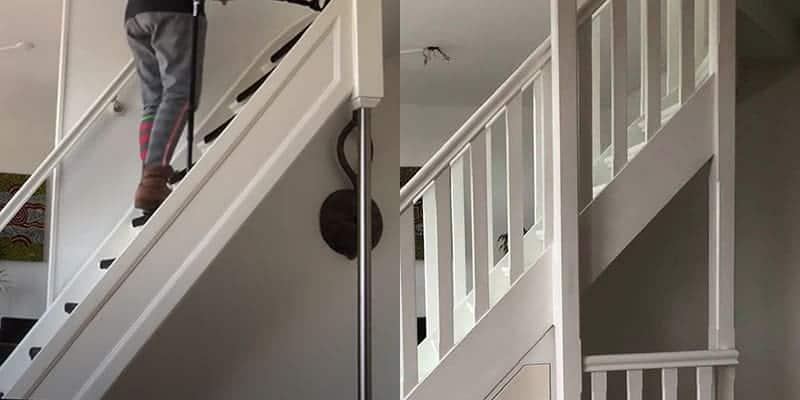 goedkoop verf online kopen voor onze nieuwe trap