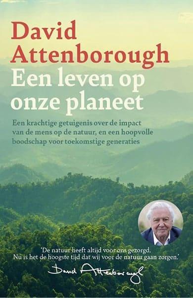 Boek over natuur