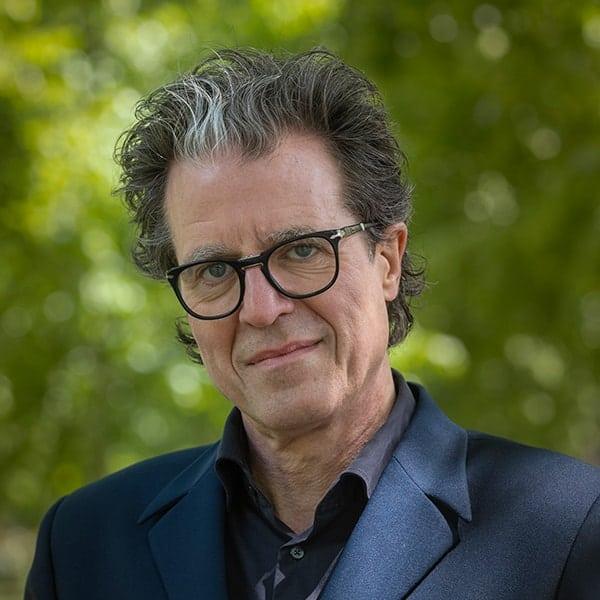 Ralph Keuning, curator 2021 van de beeldenroute Art Zuid door Amsterdam Zuid