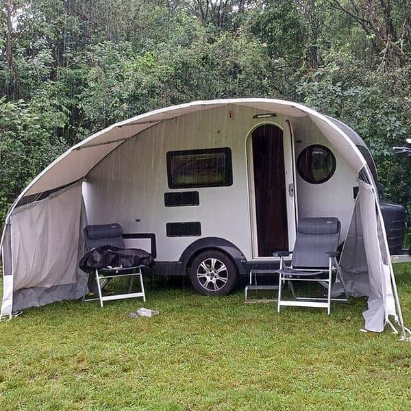 kamperen met een caravan: die van ons is de leukste!