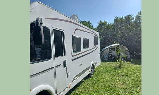 Kamperen met camper: alle voordelen op een rijtje