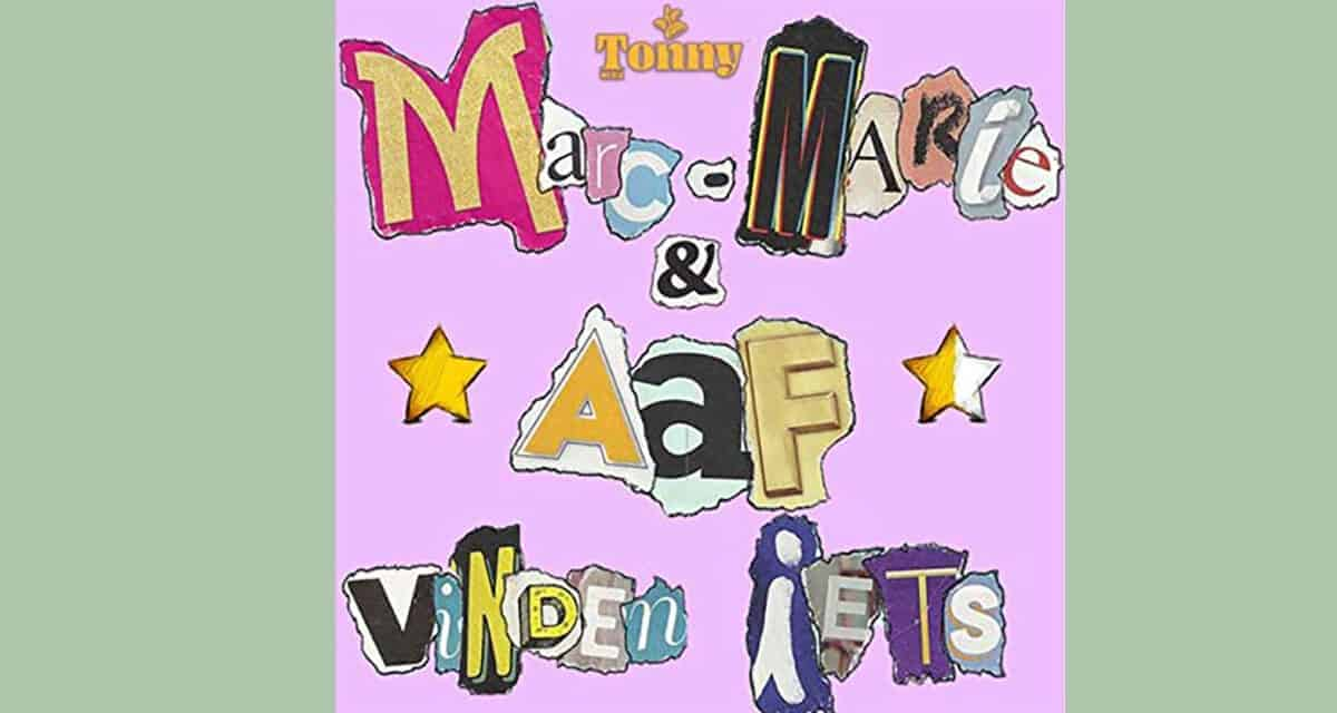 Leukste podcast van nu: Marc-Marie en Aaf vinden iets