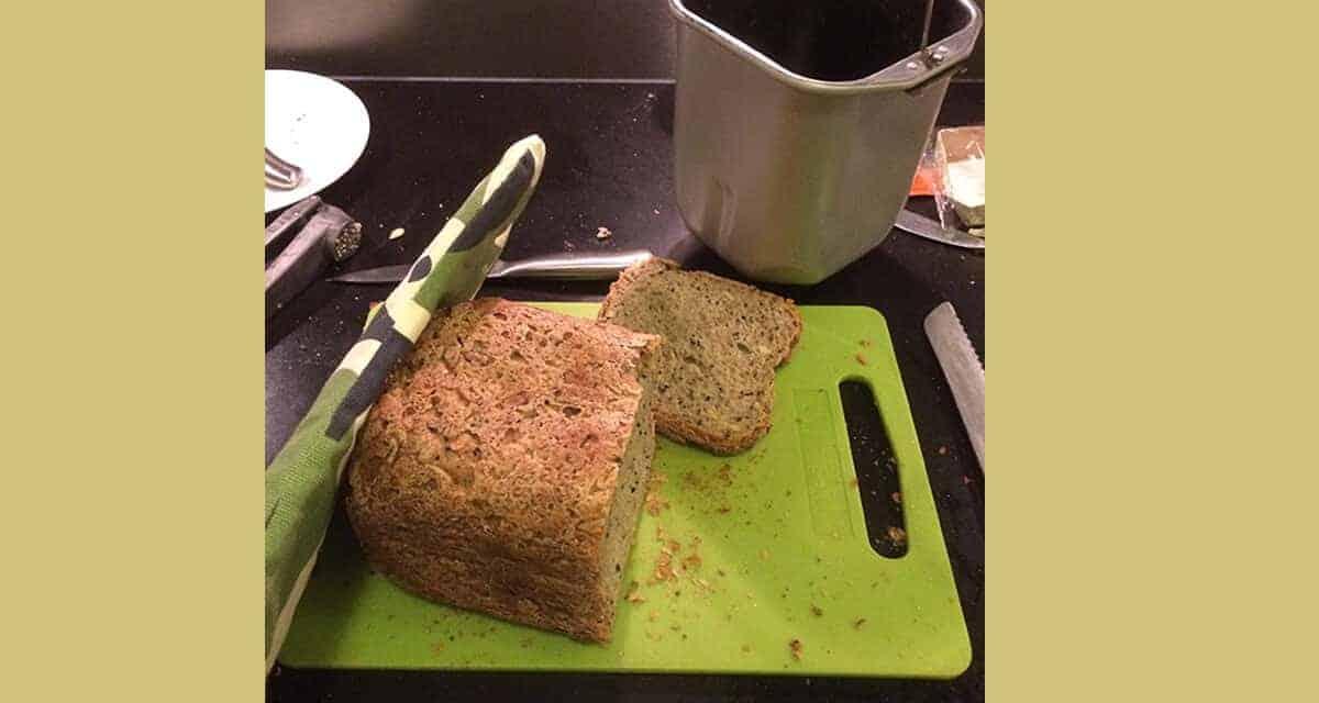 Zelf Brood bakken met Broodbakmachine
