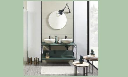 Een ronde badkamerspiegel: de trend van nu
