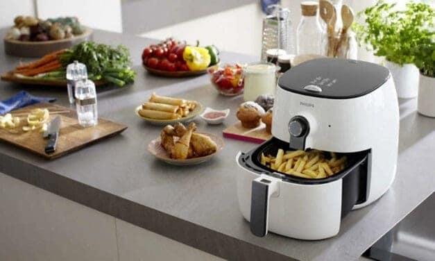 Breid je keuken uit met de beste airfryer en keukenmachine
